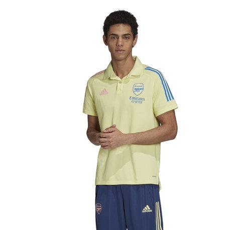 Adidas Arsenal Polo Yellow 20/21