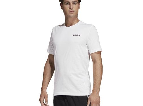 Adidas Plain Tee White