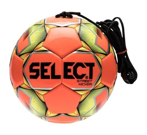 Select Street Kicker Orange Jaune