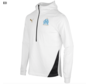Marseille Casuals Hoody White 20/21