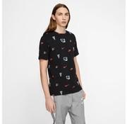 Nike Printed Shirt Black