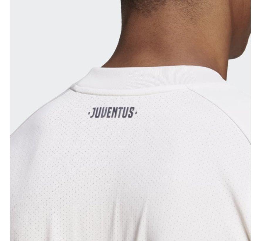 Juventus Training Jersey Grey