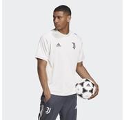 Adidas Juventus Training Jersey Grey