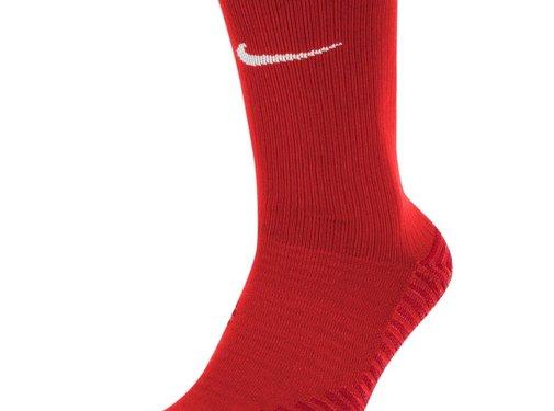 Nike Squad Crew Socks Red