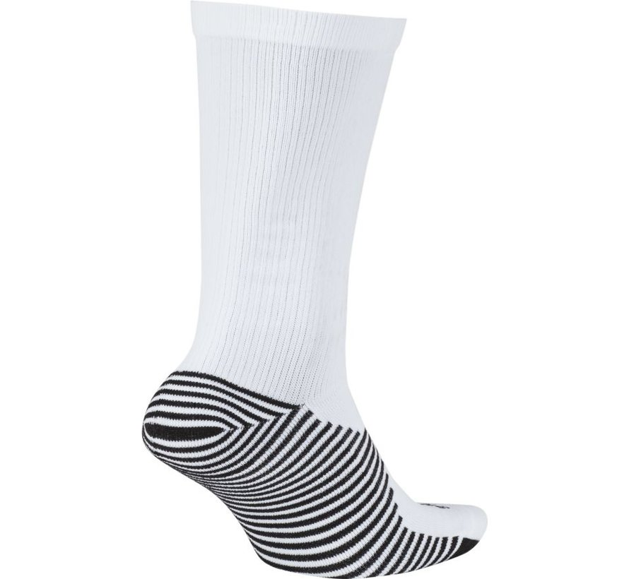 Squad Crew Socks White