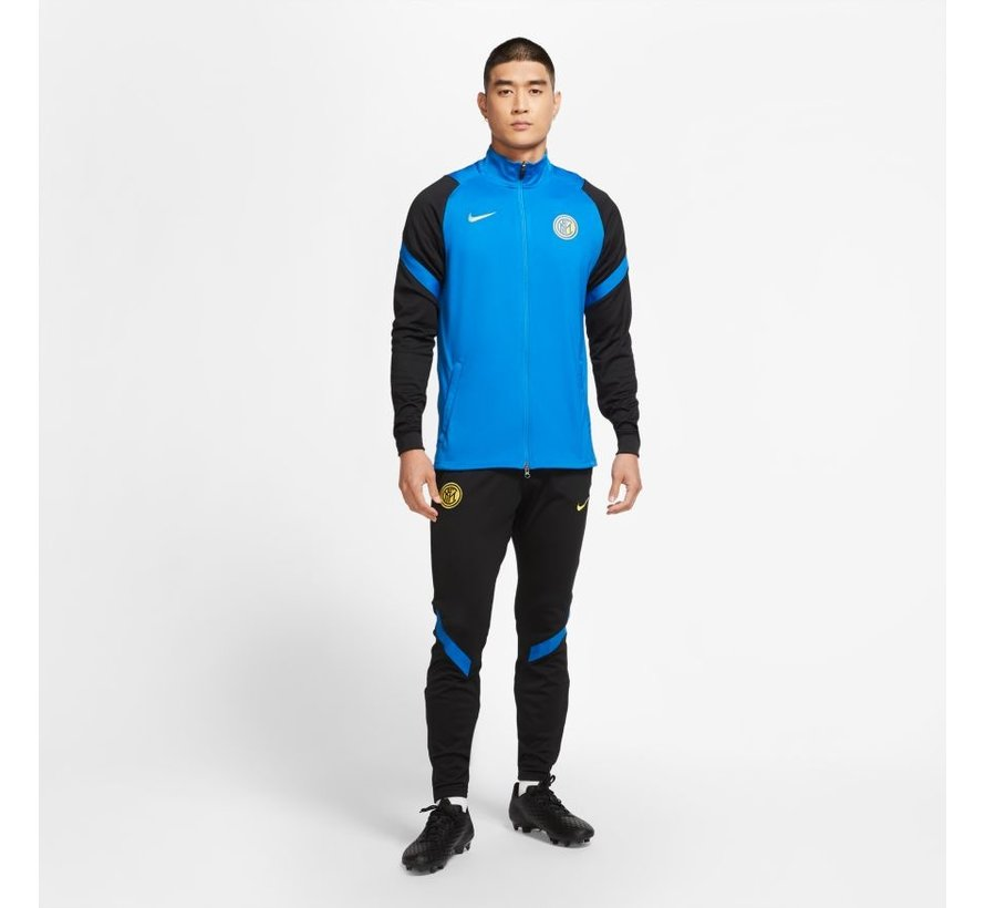 Inter Milan Track Suit Blue 20/21