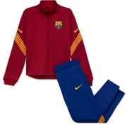 Nike FC Barcelona Track Suit Red 20/21 Kids