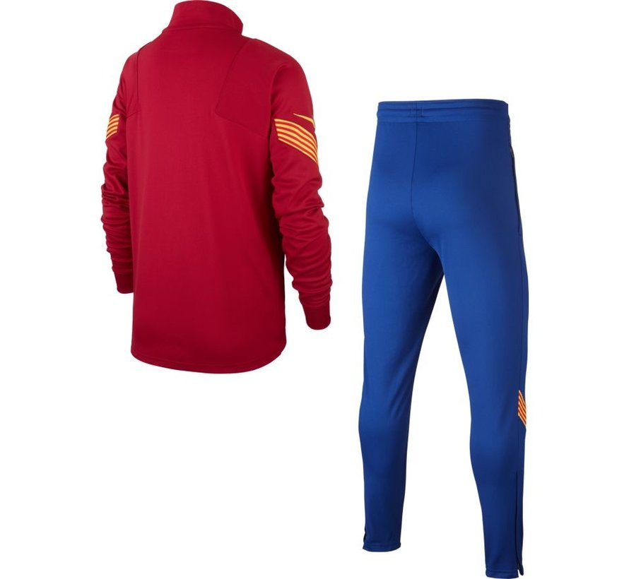 FC Barcelona Track Suit Red 20/21
