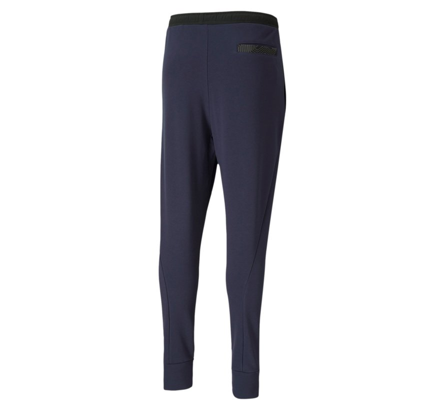 Manchester City Casual Pant Navy 20/21