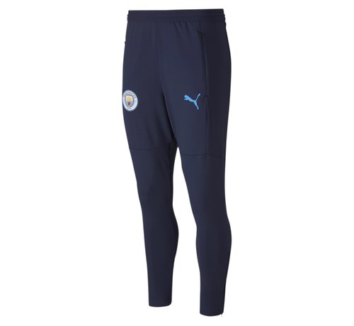 Puma Manchester City Training Pant Navy 20/21