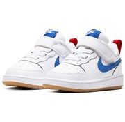 Nike Court Bourough White/Blue Baby
