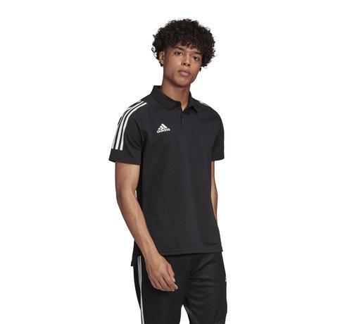 Adidas Condivo 20 Polo Black