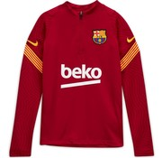Nike Barça JR Strk Drill Top Noblrd 20/21