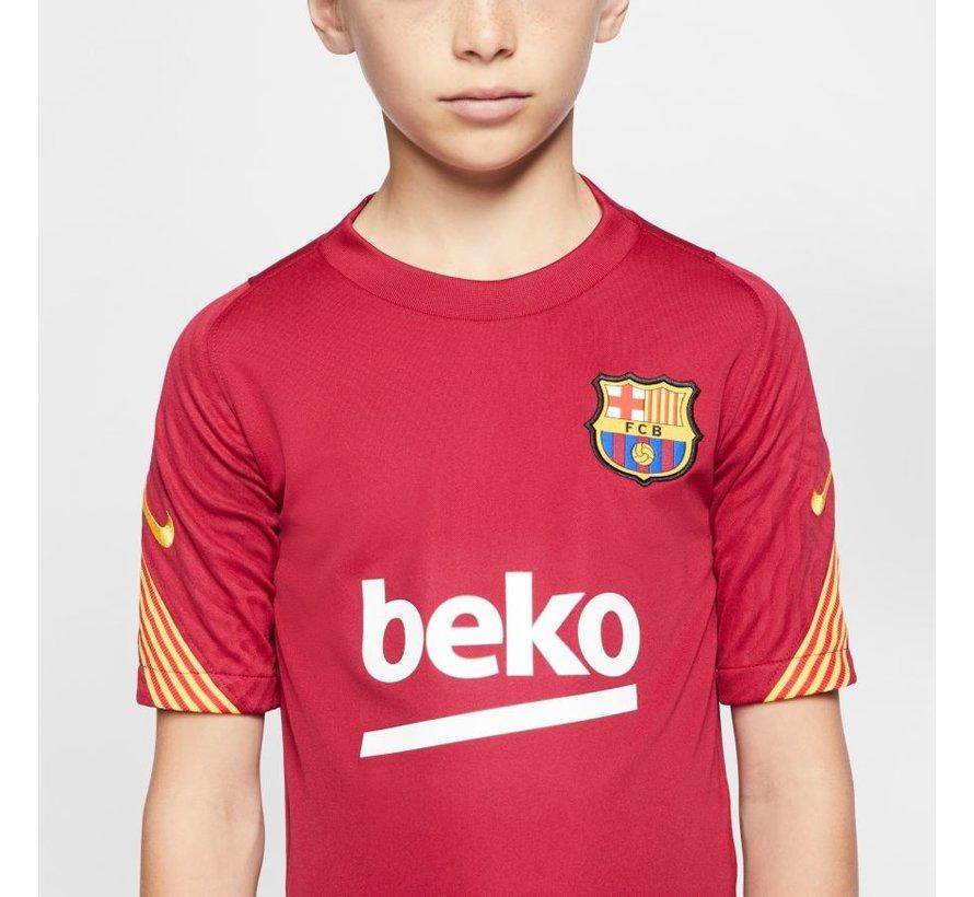 Barça JR Strk Top Noblrd 20/21