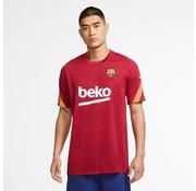 Nike Barça Nk Strk Top ss Noblrd 20/21