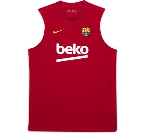 Nike Barça Nk Strk Top SL Noblrd 20/21