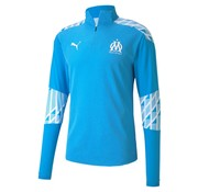 Puma Marseille Training Top Blue/White 20/21