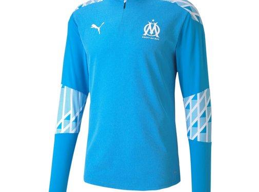 Puma Marseille Training Top Blue/White 20/21