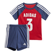 Adidas Adidas Summerset Red Baby