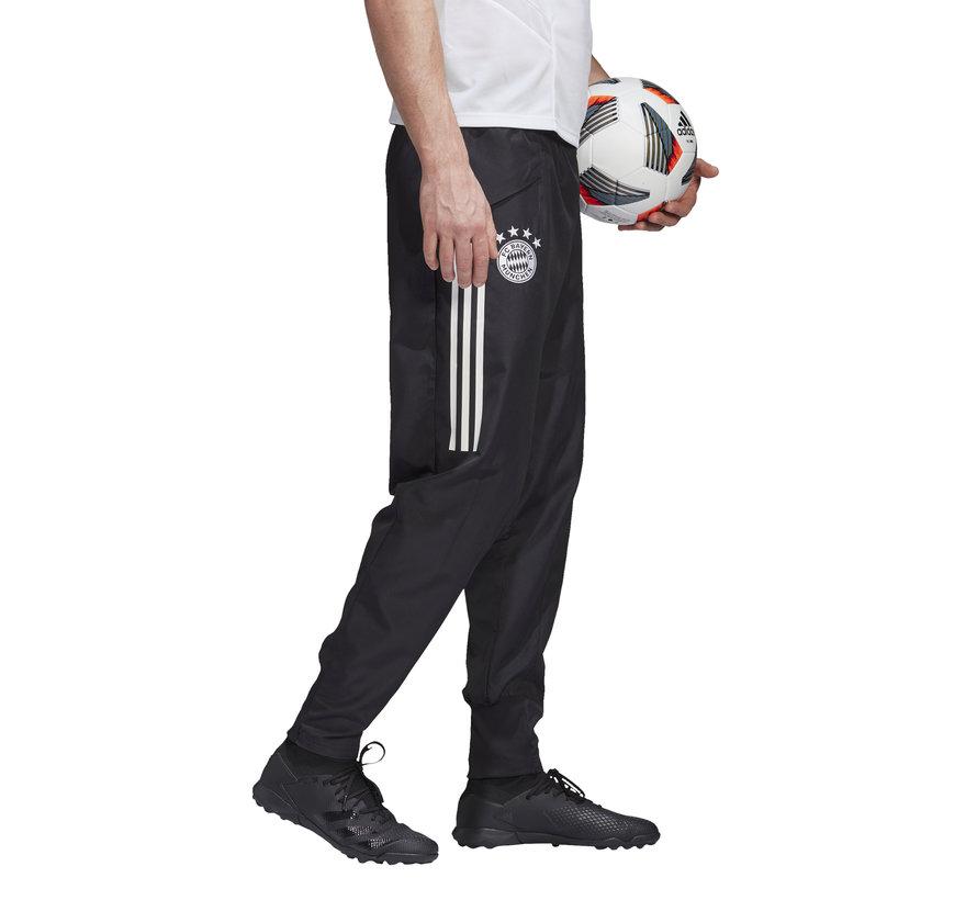 Bayern Pre Pant Noir-rouge 20/21