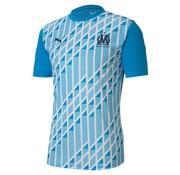 Puma Marseille Stadium Training Jersey Blue 20/21
