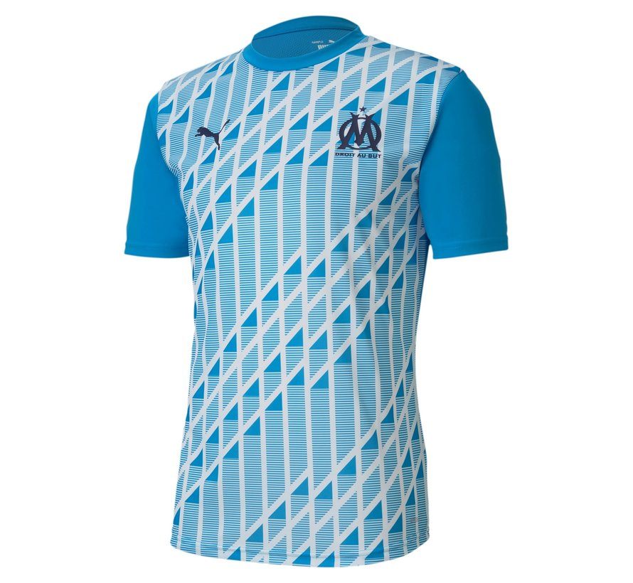 Marseille Stadium Training Jersey Blue 20/21