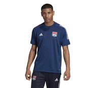 Adidas Lyon Training Jersey Blue 20/21