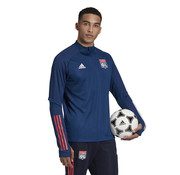 Adidas Lyon Training Top Blue 20/21