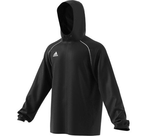 Adidas Core 18 Rain Jacket Black