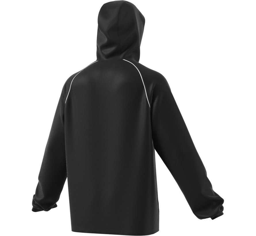 Core 18 Rain Jacket Black