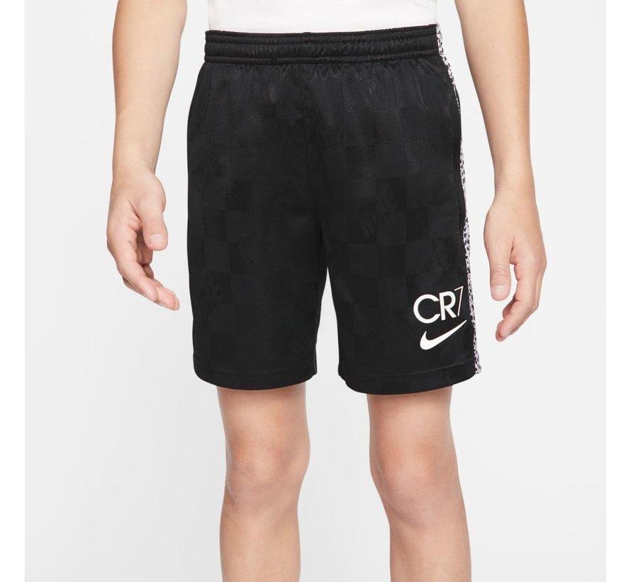 CR7 Dry Short Black/Gold Kids