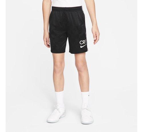 Nike CR7 Dry Short Black/Gold Kids
