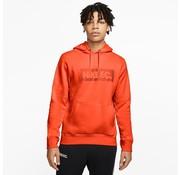 Nike Nike FC Fleece Hoodie Orange