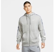 Nike Full-zip hoodie Gris