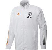 Adidas Manchester United Pre Jkt Blanc 20/21
