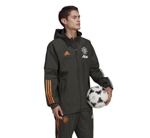 Adidas Manchester United Aw Jkt Terleg 20/21