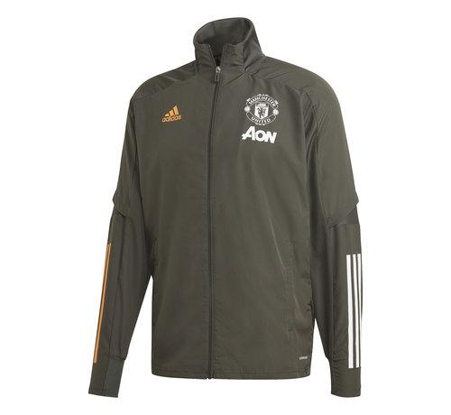 Adidas Manchester United Pre Jkt Terleg 20/21
