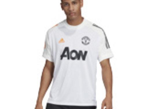 Adidas Manchester United Tr Jsy Blanc 20/21