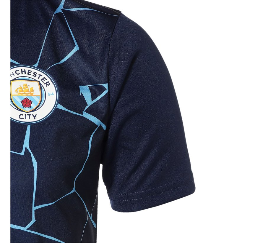 Manchester City Stad Jersey Peacoat 20/21