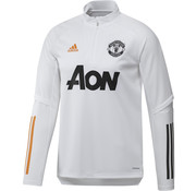 Adidas Manchester United Tr Top Blanc 20/21