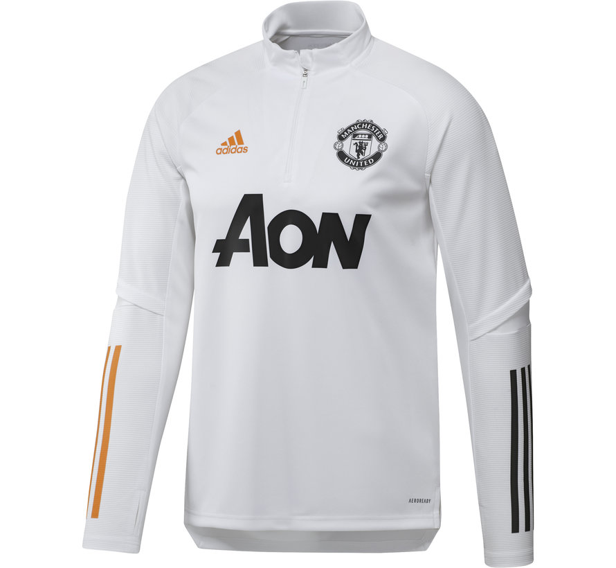 Manchester United Tr Top Blanc 20/21