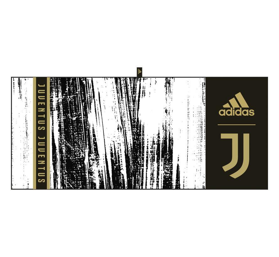 Juventus Towel noir 70cm x 160cm 20/21