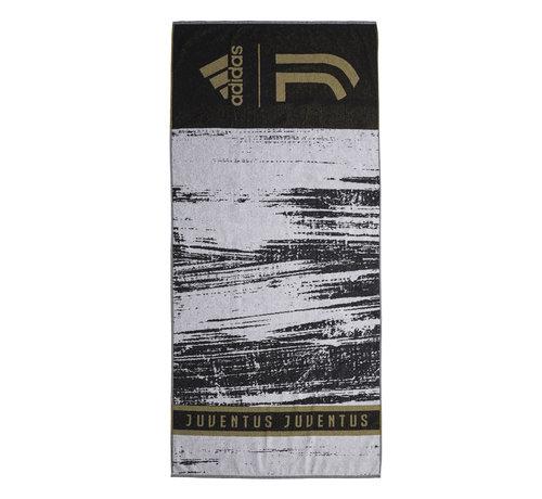 Adidas Juventus Towel noir 70cm x 160cm 20/21