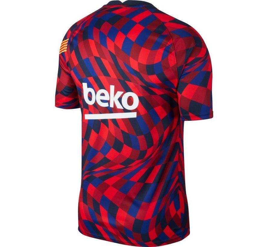 FC Barcelona Strike Top Multicolor 20/21