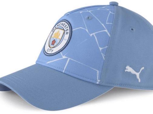 Puma Manchester City Cap TeamLight 20/21