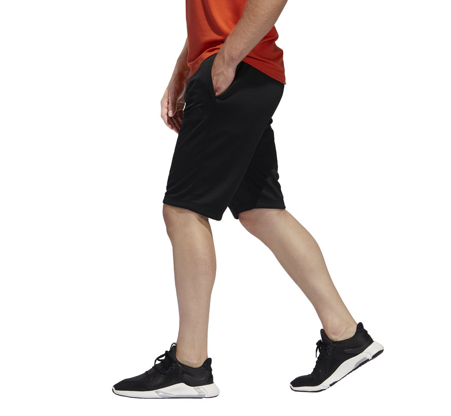 City Long Short Black