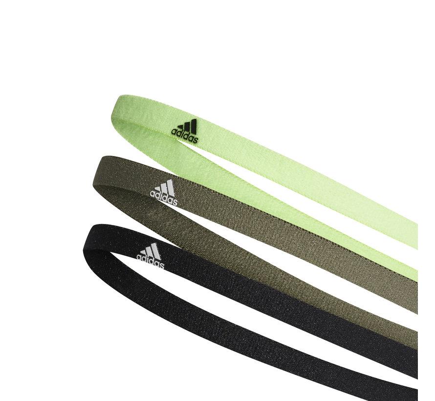 3PP Hairband Black/Green