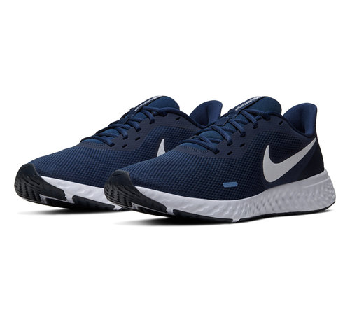 Nike Nike Revolution 5 Navy Mens