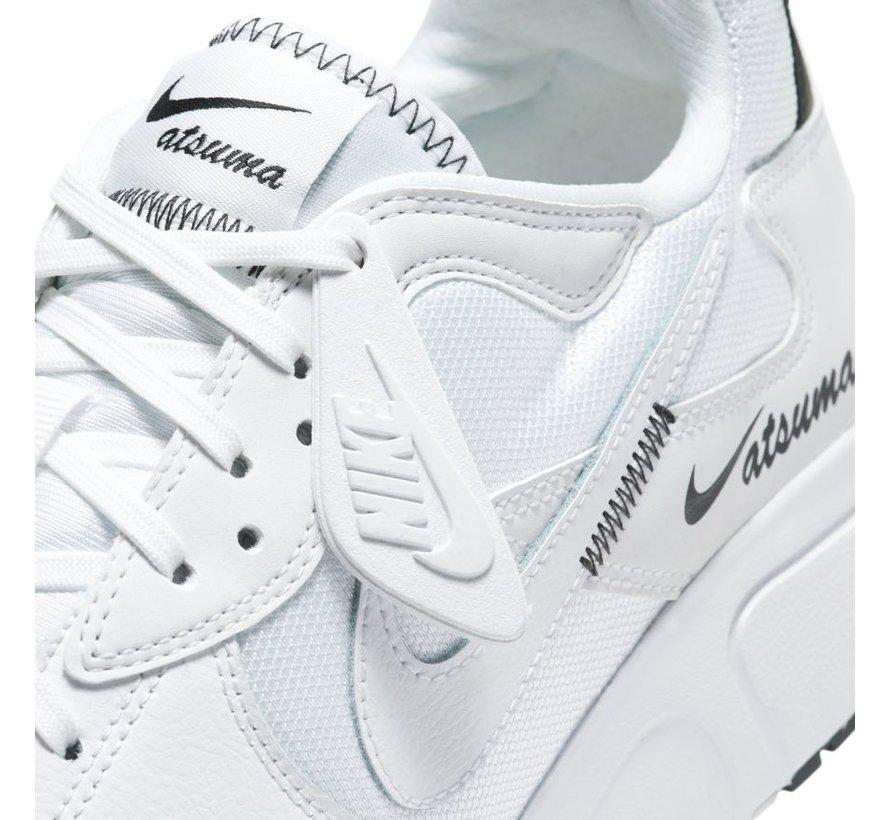 Atsuma White/White