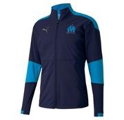 Puma Marseille Sideline Jacket Navy 20/21
